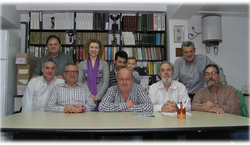 junta directiva micologia portugalete